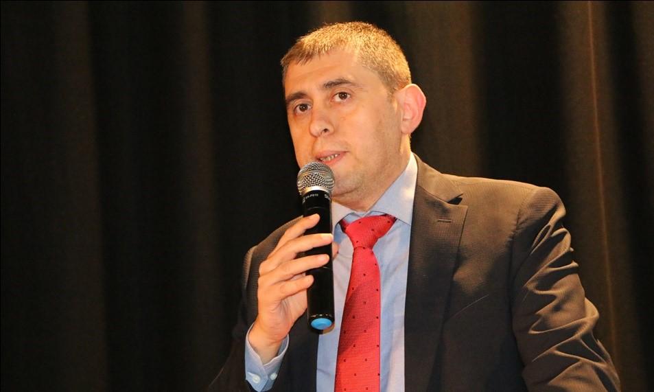 Mustafa Gürkan: Mutlu seneler dilerim