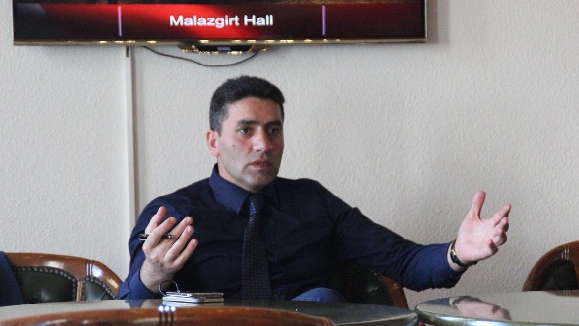 Av. Erdal Demir: Mutlu seneler dilerim