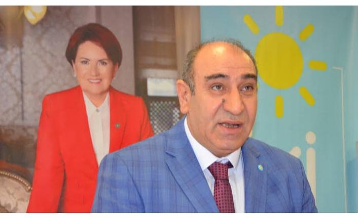 Akif Taşdemir: Mutlu seneler dilerim