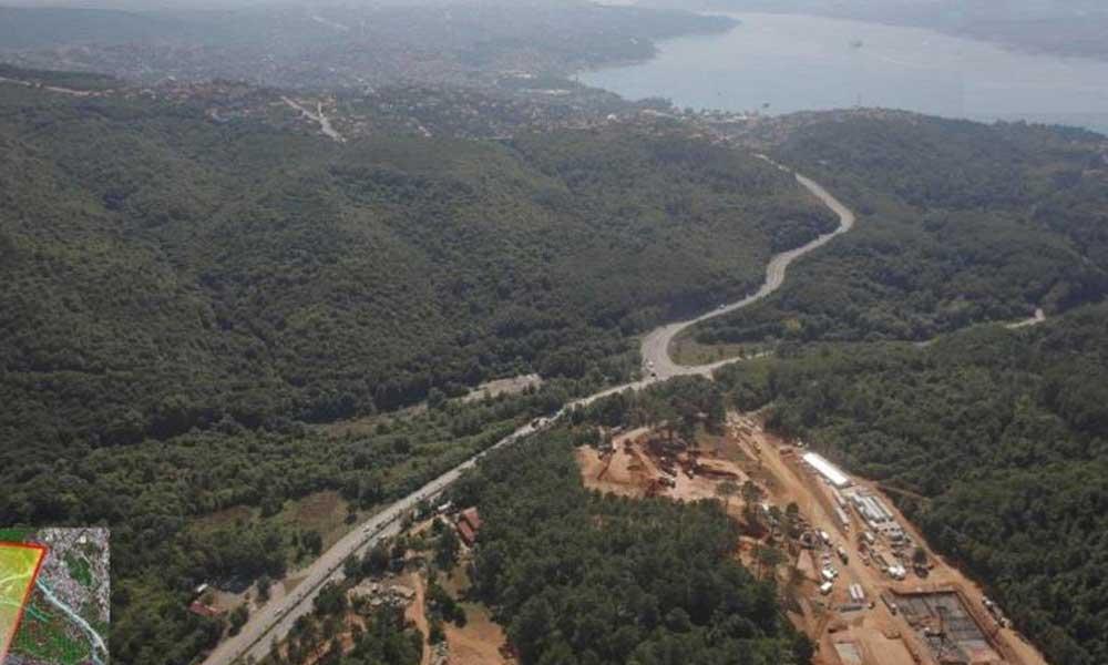 Beykoz'da tarım alanı imara açıldı: AVM ve Villa yapılacak