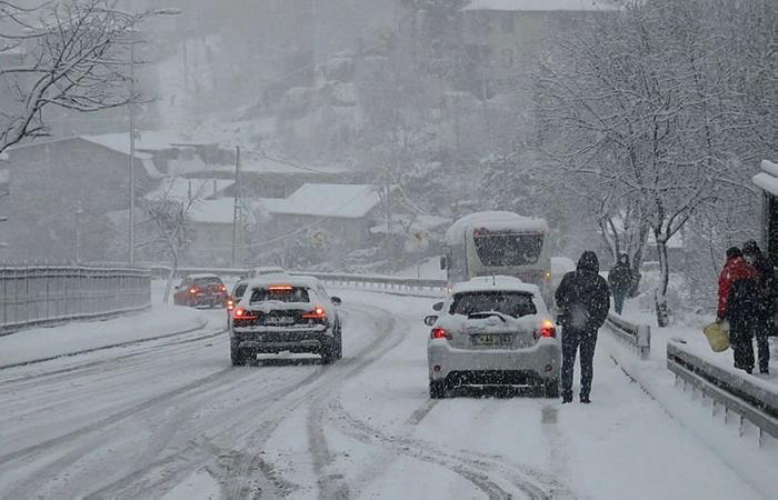Valilikten Beykoz'a kar ve don uyarısı