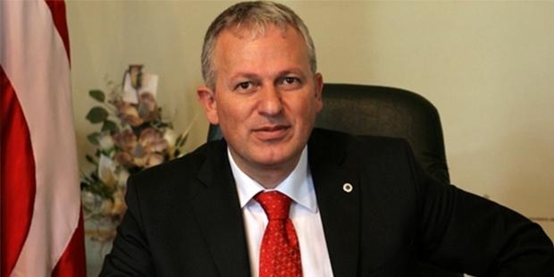Prof. Dr. İsmail Yüksek: Mutlu seneler dilerim