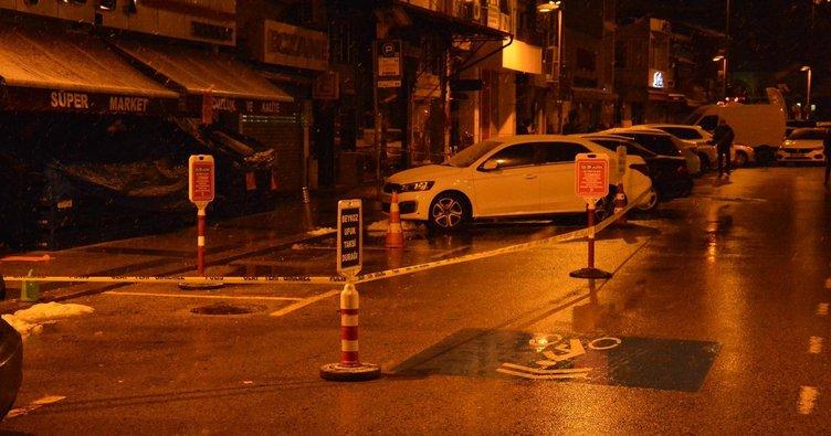 Beykoz'da gece yarısı infaz: Otomobillerle taradılar