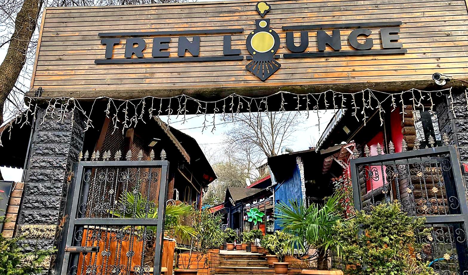 Beykoz'da gençliğin buluştuğu adres: Tren Lounge