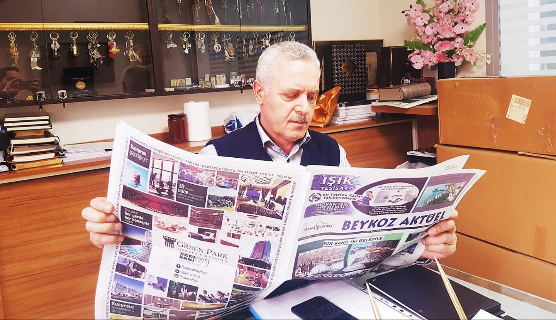 Mustafa Ataş: Murat Aydın Beykoz için bir şanstır!
