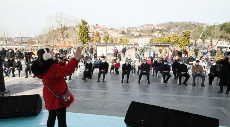 Beykoz'da İstiklal coşkusu yaşandı
