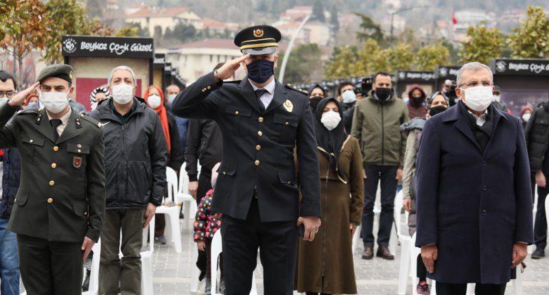 Beykoz'da Çanakkale ruhu canlandı