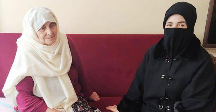 Beykoz'un yaşlılarına vefa ziyaretleri