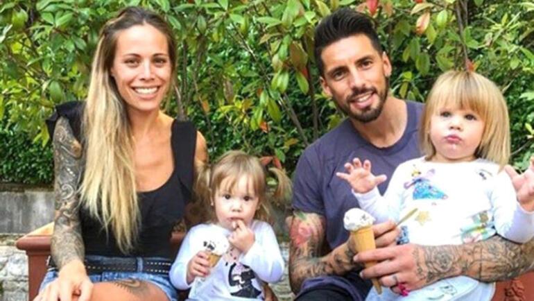 Ünlü Futbolcunun eşi Beykoz'a mest oldu.