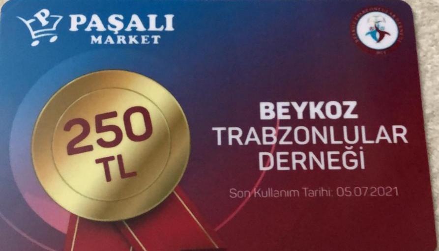 Beykozlu Trabzonlulardan Ramazan desteği