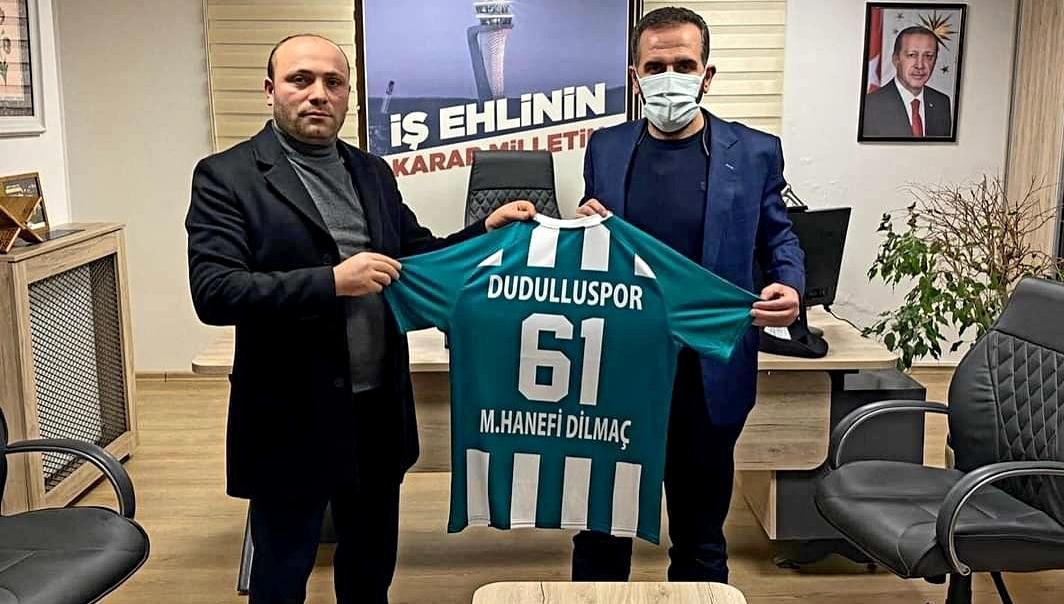 Beykozspor'un rakibine Beykoz'dan tam destek!