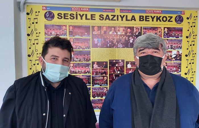 Beykozlu Müzisyenlerin Başkanı Ozan Derviş