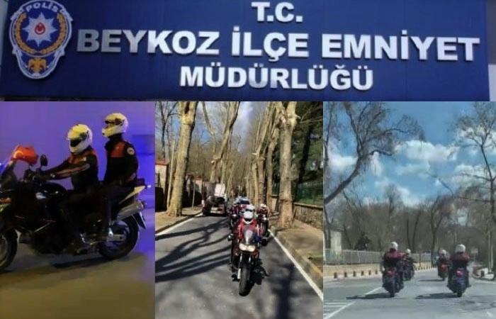 Beykoz'da Polis Haftası kutlandı