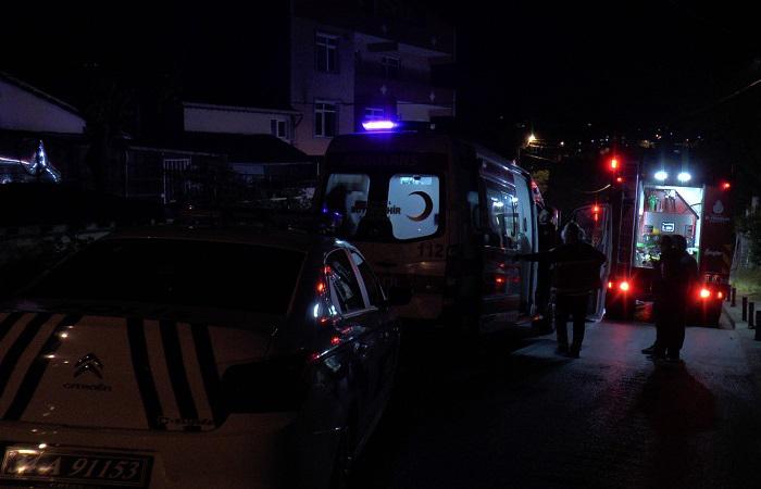 Beykoz'da kundaklama mı yangın mı?