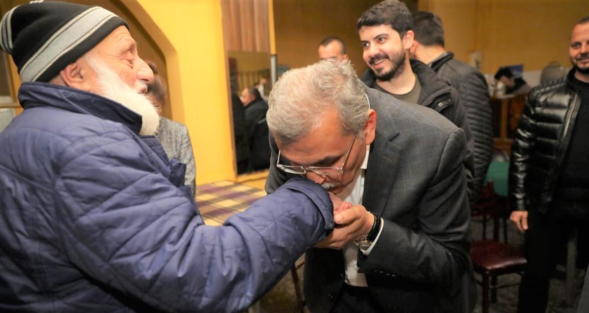 Başkan Murat Aydın Çavuşbaşı halkını rahatlattı