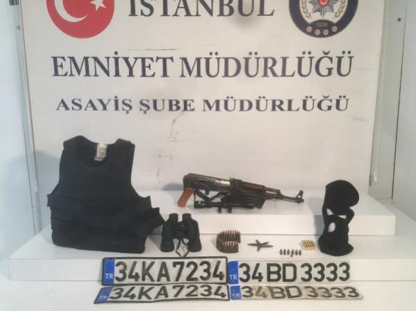 Beykoz'da ki cinayette yeni gelişme: Cephanelikle yakalandı!