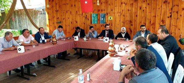 AK Parti Beykoz'dan Riva Deresi hamlesi
