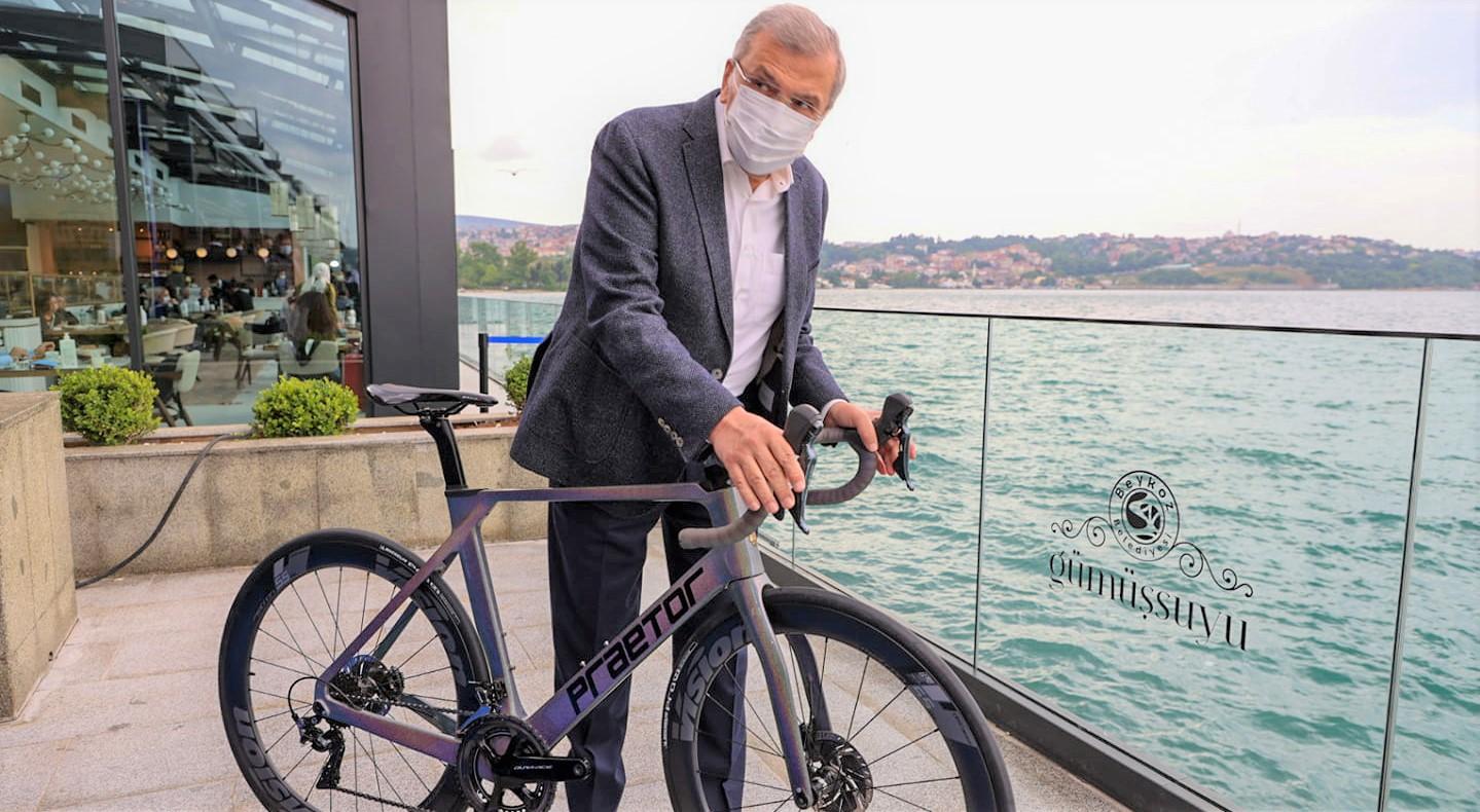 Bisiklet şovu çileden çıkardı: Beykoz halkı imar bekliyor!