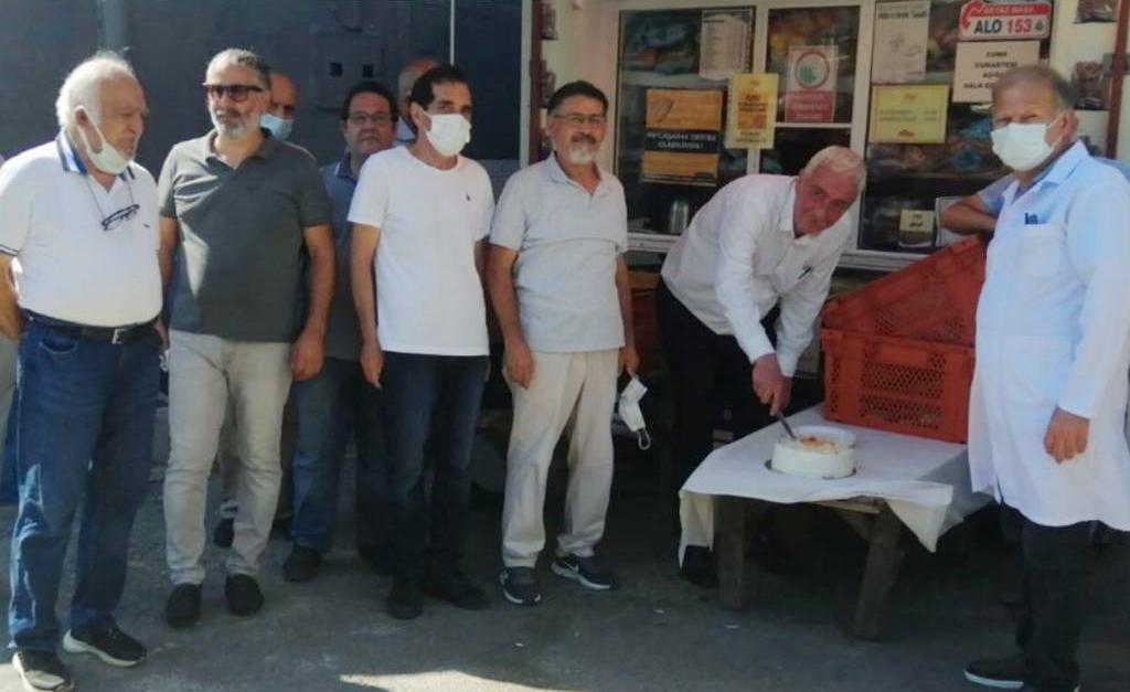 Kavacık'a Halk Ekmek büfesi açıldı