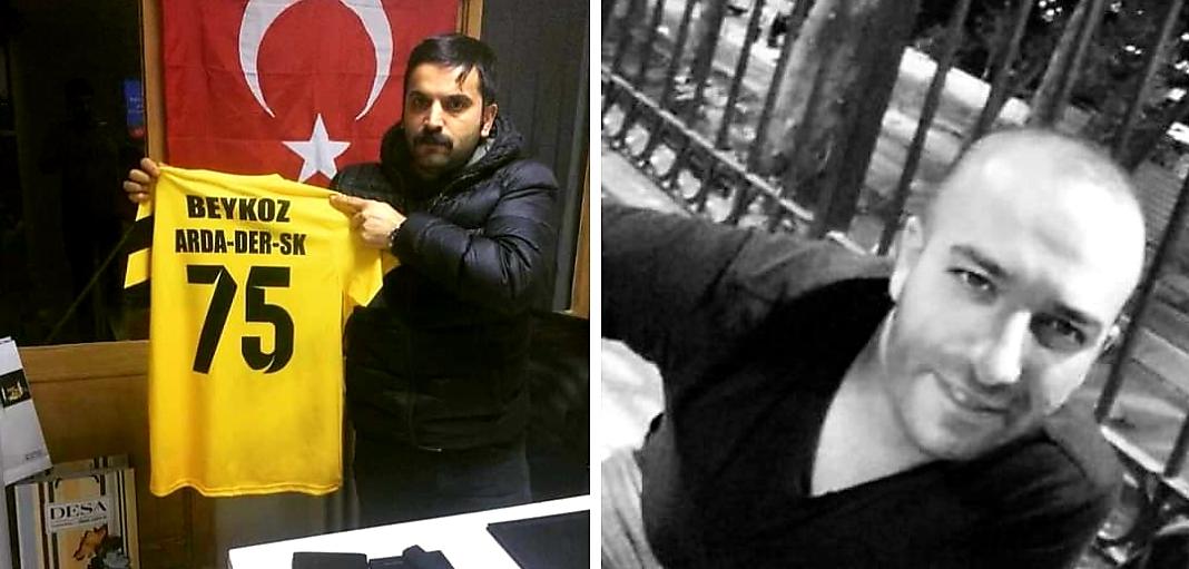 Beykoz'un iki genci suikaste kurban gitti