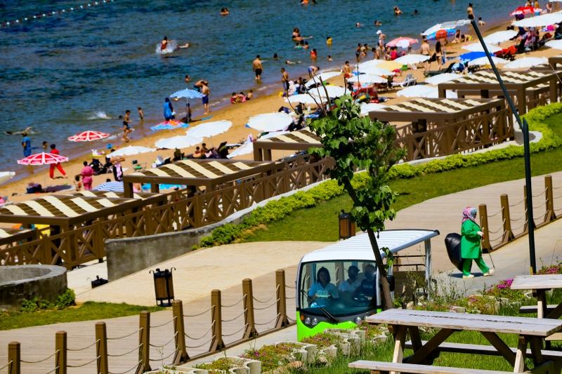 İstanbul'un gözü Riva Elmasburnu'da!