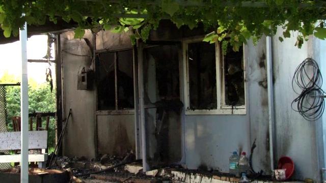 Beykoz'da sabah saatlerinde patlama sesi!