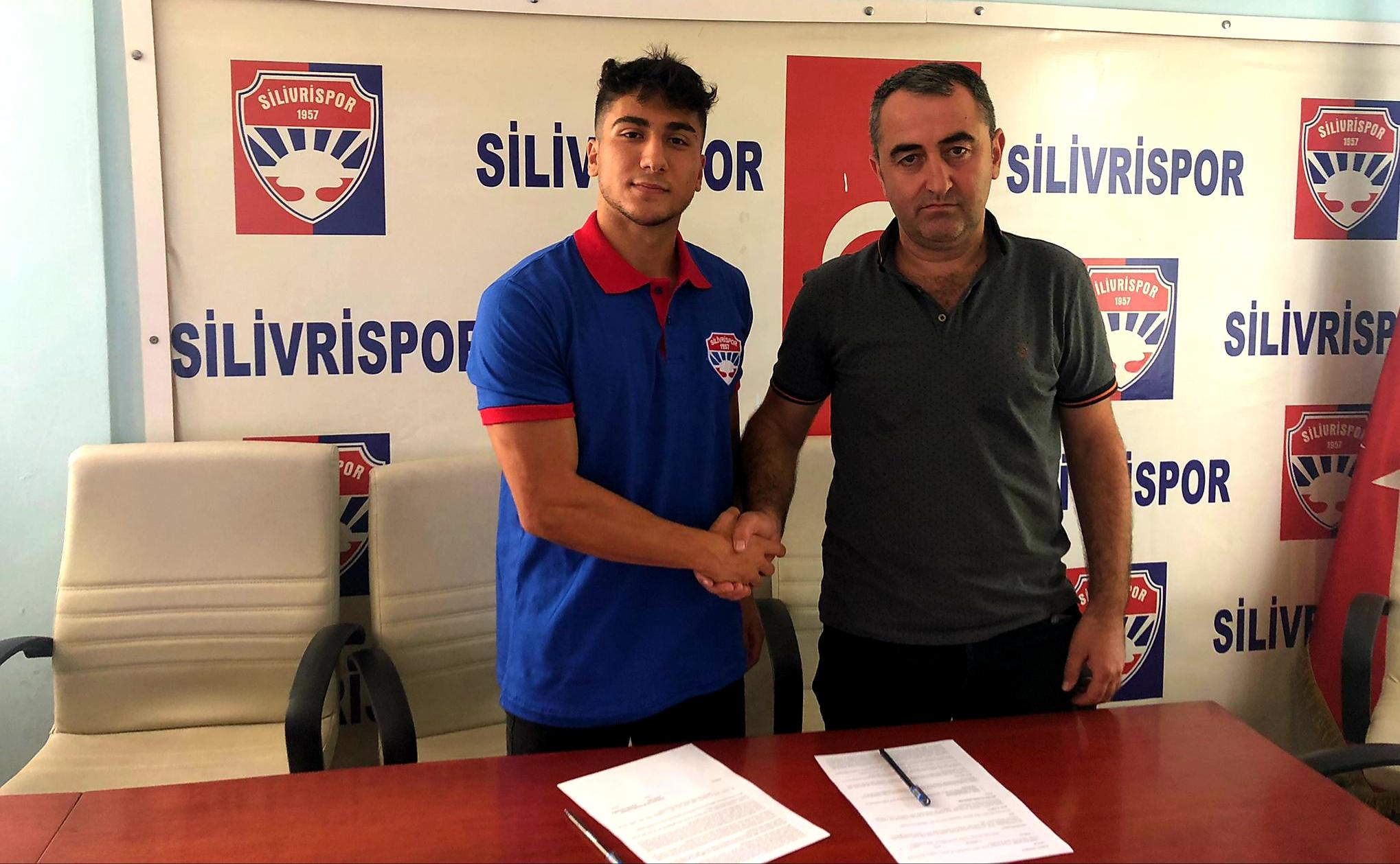 Beykozlu Onur Gündoğdu Silivrispor ile anlaştı