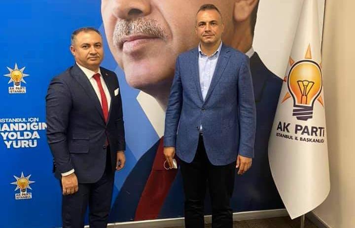 AK Parti Yerel Yönetimlere Zafer Aslan atandı
