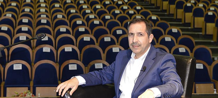 Fehmi Gür Beykoz'a Şube Müdürü olarak atandı