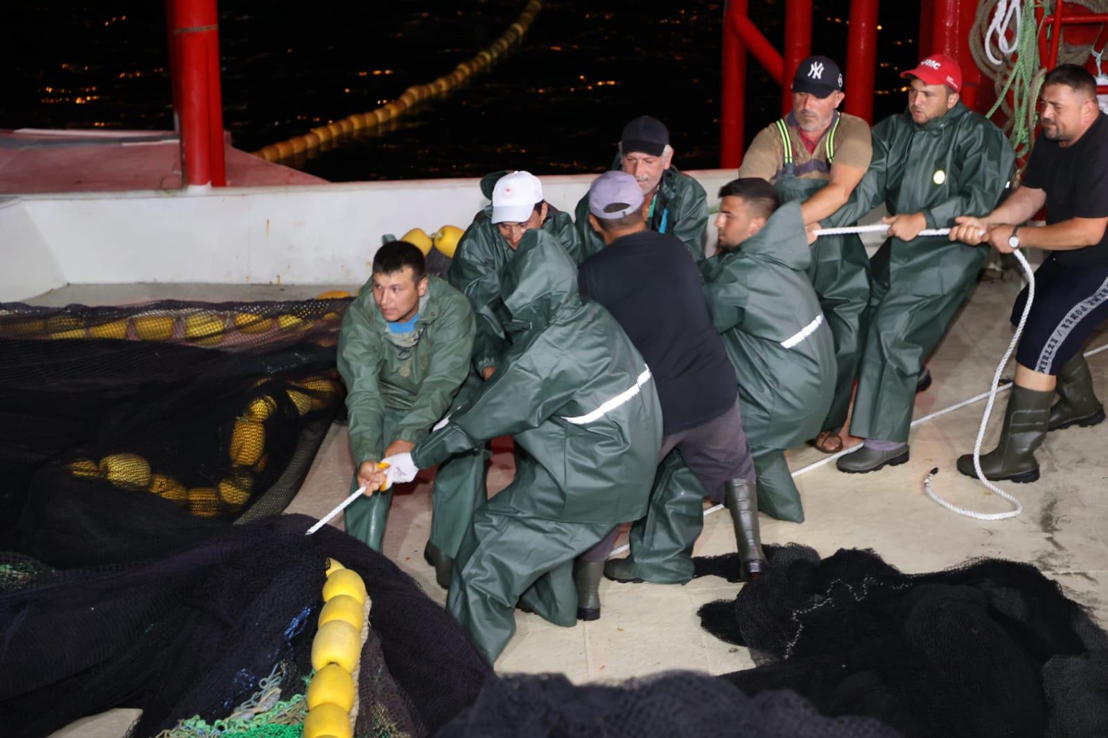Beykozlu balıkçılardan güzel haberler bekleniliyor