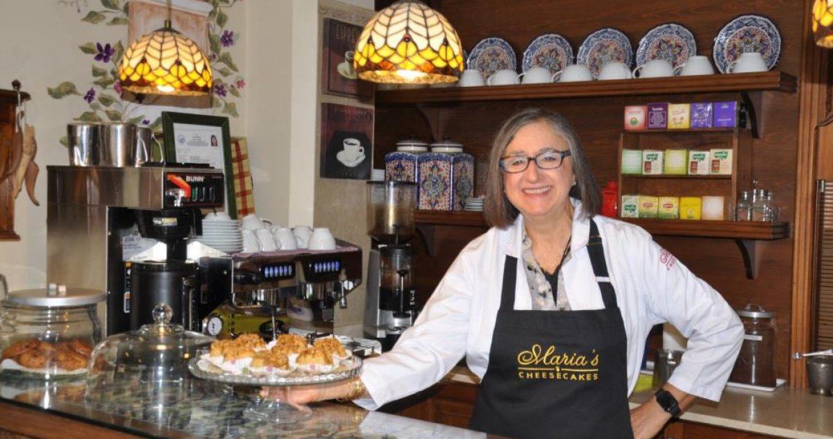 Amerika'dan Beykoz'a geldi, 2 cheesecake dükkanı açtı