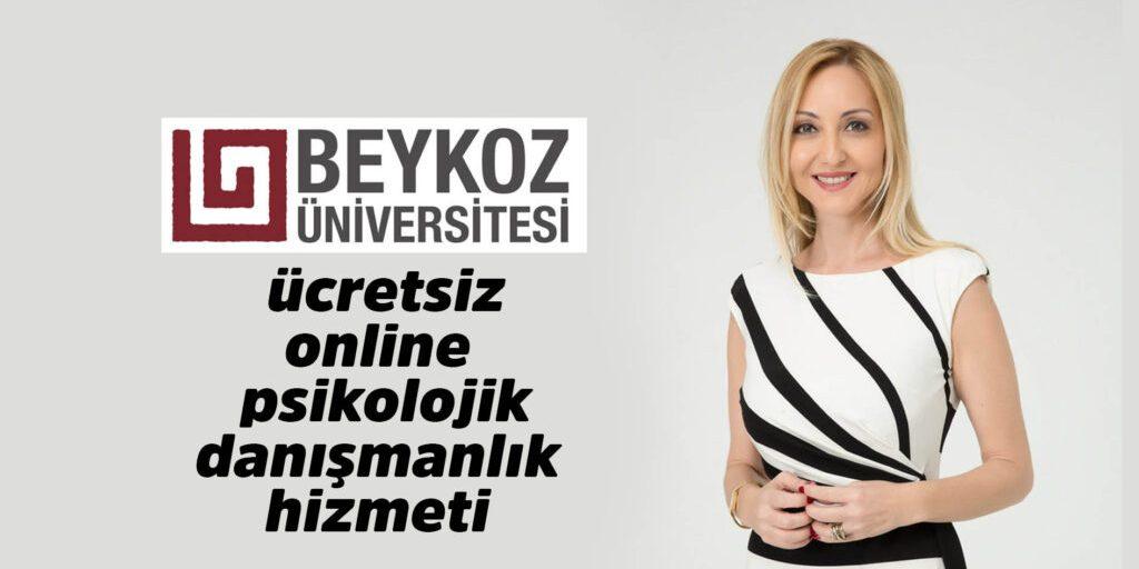 Beykoz Üniversitesi'nden ücretsiz psikolojik destek