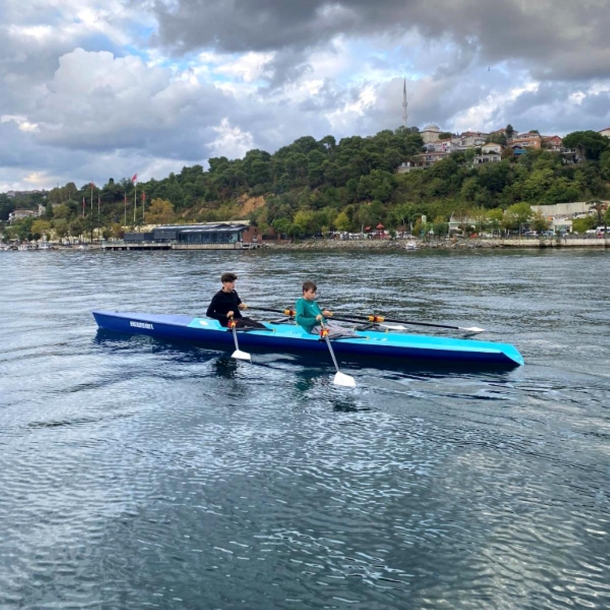 Beykoz'da su sporlarına ilgi büyüyor