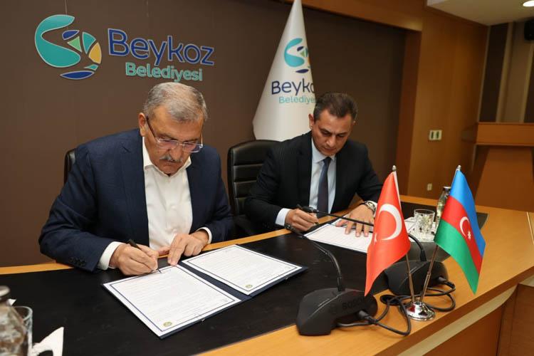 Azerbaycan Karabağ'ın kapısı Beykoz ile açılacak